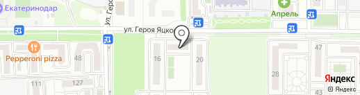 Sew-Art на карте Краснодара