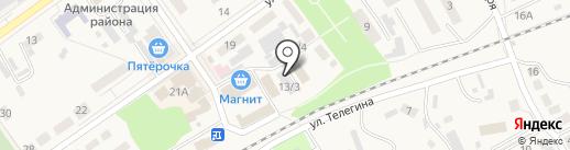 Ювелирная мастерская на карте Семилуков