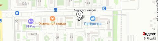 ЕленаКа на карте Краснодара
