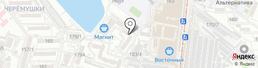 ЭнергоКонтент на карте Краснодара