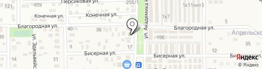 Магазин товаров для дома на карте Российского