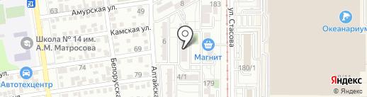 R & K home textile на карте Краснодара