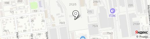 ITrama на карте Краснодара