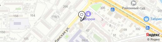 Best Divan на карте Краснодара
