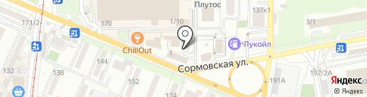 ДИЛЕРС на карте Краснодара
