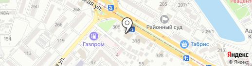 Законное Жилье на карте Краснодара