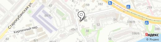 Versal на карте Краснодара