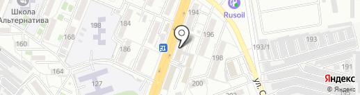 НЦПР РИСК-Н на карте Краснодара