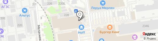 Мастерская теней на карте Краснодара