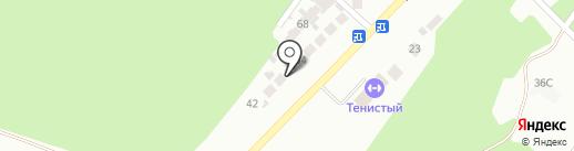 АвтоДон на карте Воронежа