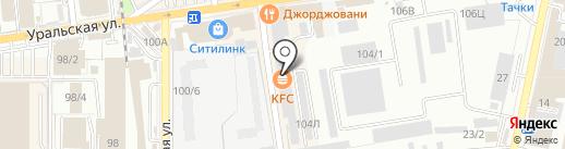 ИМПЕРИЯ СТРОЙКИ на карте Краснодара