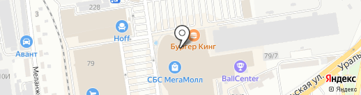 PerFect на карте Краснодара