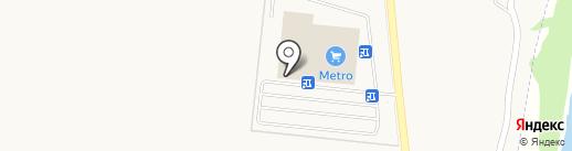 Банкомат, Райффайзенбанк на карте Семилуков