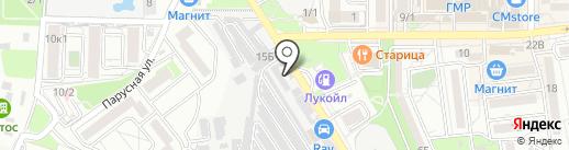 Агентство по продаже квартир на карте Краснодара