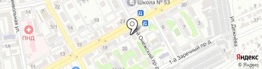 КБ Восточный, ПАО на карте Краснодара