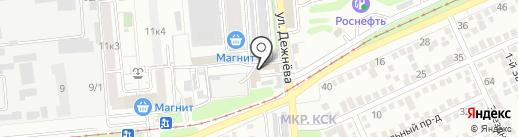 Центр подбора автоэмалей на карте Краснодара