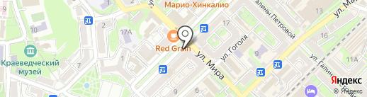 Закусочная на карте Туапсе