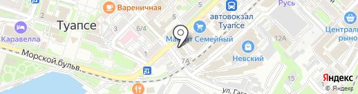 Дигитал.лайф на карте Туапсе