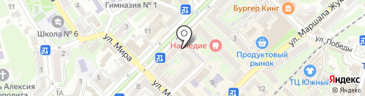 Мебельный магазин на карте Туапсе