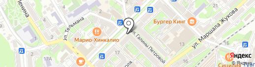 Сотрудничество на карте Туапсе