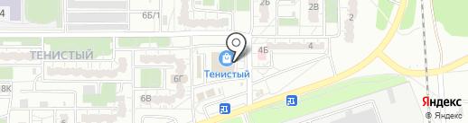 Мастерская по ремонту часов и изготовлению ключей на карте Воронежа