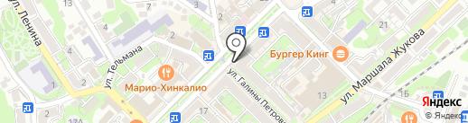 Связной на карте Туапсе