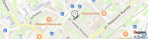 ЕВРОТЕКС на карте Туапсе