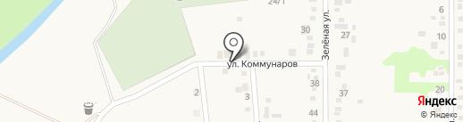 Храм иконы Божией Матери Скоропослушницы на карте Тлюстенхабля