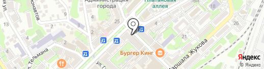 Белореченские торты на карте Туапсе