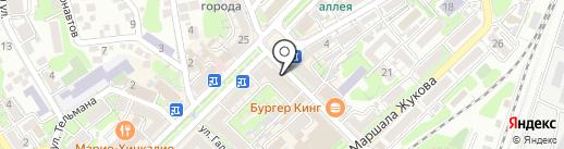 БК-Профит на карте Туапсе