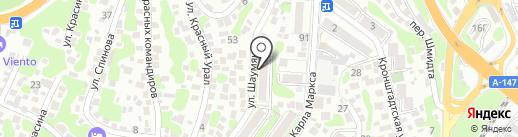 Торгово-монтажная компания на карте Туапсе