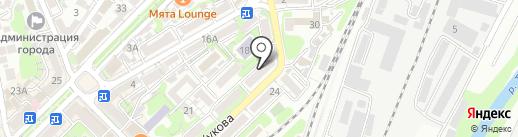 АнтАлекс на карте Туапсе