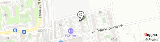 Без правил на карте Краснодара