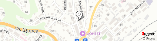 ТехноБур на карте Туапсе