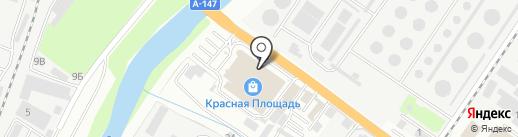 Ювелир-Дизайн на карте Туапсе