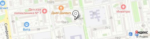 NovuMedical на карте Краснодара