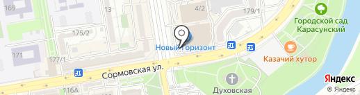 Детская Сказка на карте Краснодара