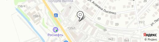 ИМПЕРИАЛ на карте Краснодара