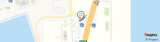 СоюзСтальСервис на карте Тлюстенхабля