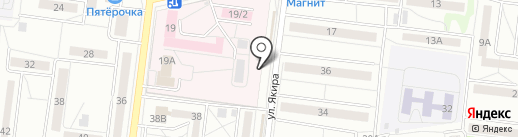 Arm & tik на карте Воронежа