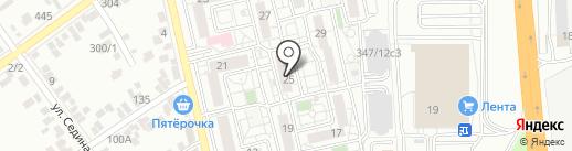 РемТелКомп на карте Краснодара