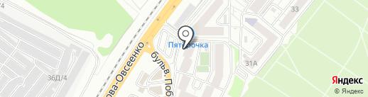 Royal Parts на карте Воронежа
