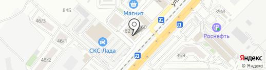 СФЕРА ИНСТРУМЕНТА на карте Воронежа