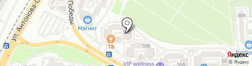 Свободная касса на карте Воронежа