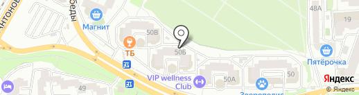 Гурман на карте Воронежа