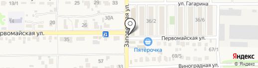 Служба вскрытия замков на карте Краснодара