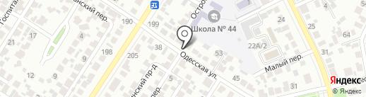 Flowershop на карте Воронежа