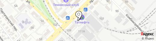 Стардог!s на карте Воронежа