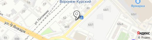 Design ceramics на карте Воронежа