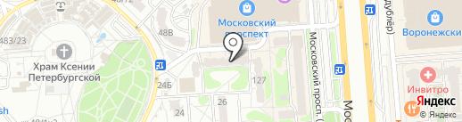 Cardzavod-VRN на карте Воронежа